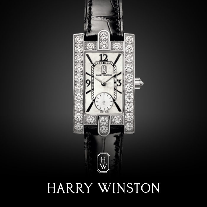 ブランド腕時計HARRY WINSTON ハリー・ウィンストン