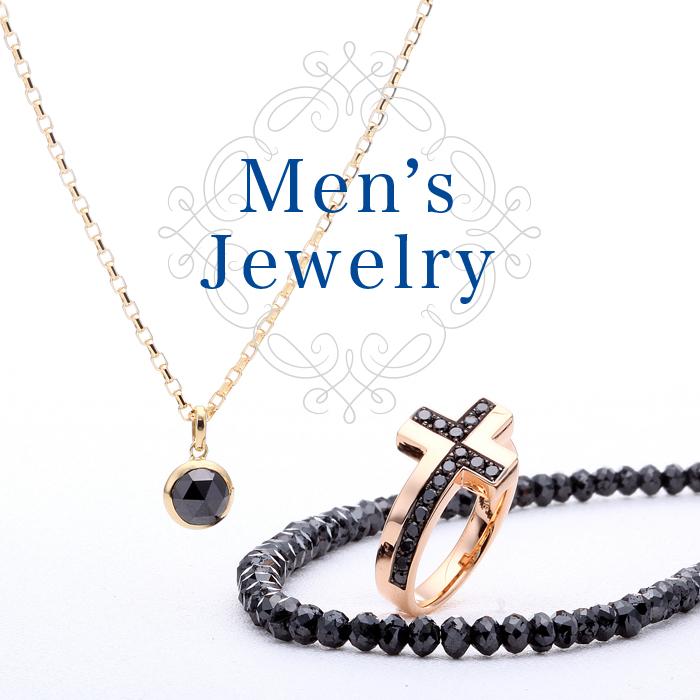 Men's Jewelry メンズ ジュエリー