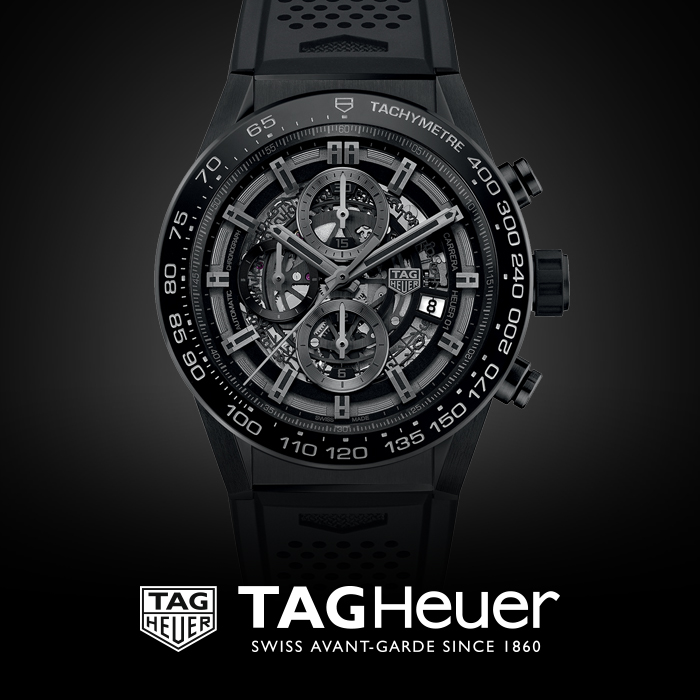 ブランド腕時計TAG Heuerタグ・ホイヤーの紹介です